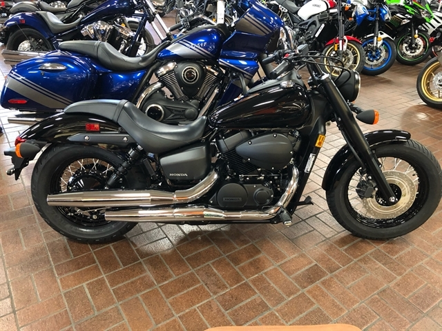 2020 Honda Shadow Phantom at Wild West Motoplex