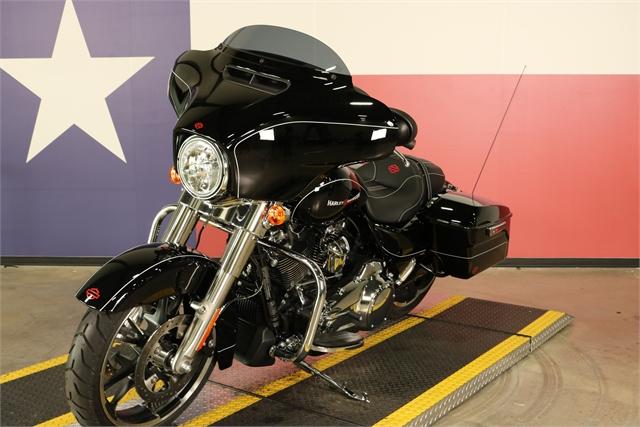 2021 Harley-Davidson Grand American Touring Street Glide at Texas Harley