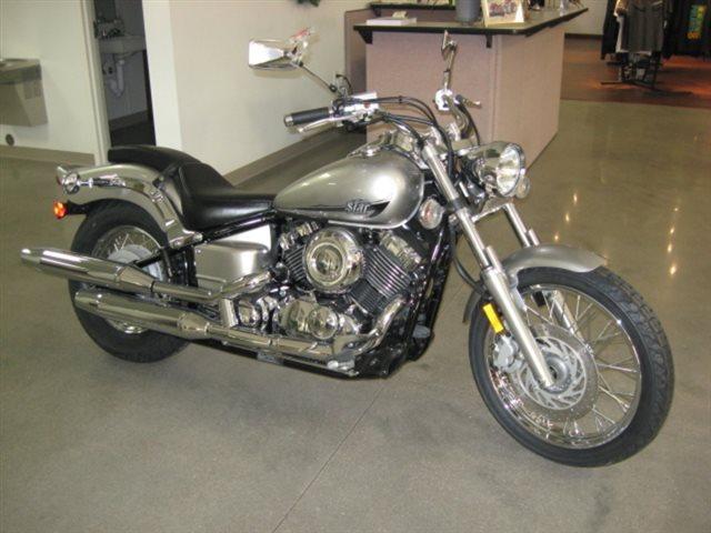 2014 Yamaha V Star Custom 650 at Brenny's Motorcycle Clinic, Bettendorf, IA 52722