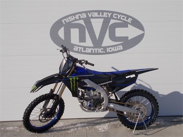 2021 Yamaha YZ 250F Monster Energy Yamaha Racing Edition at Nishna Valley Cycle, Atlantic, IA 50022