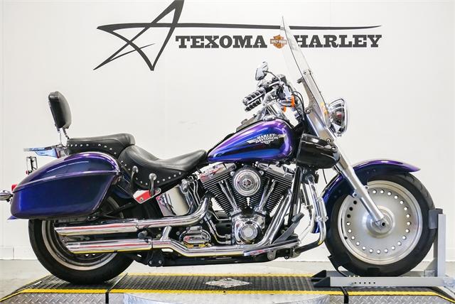 2010 Harley-Davidson Softail Fat Boy at Texoma Harley-Davidson