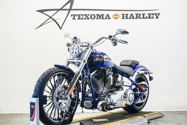 2014 Harley-Davidson Softail CVO Breakout at Texoma Harley-Davidson