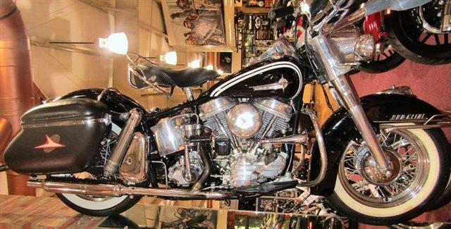 1961 HARLEY-DAVIDSON FL at #1 Cycle Center Harley-Davidson
