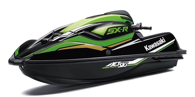 2022 Kawasaki Jet Ski SX-R Base at Hebeler Sales & Service, Lockport, NY 14094