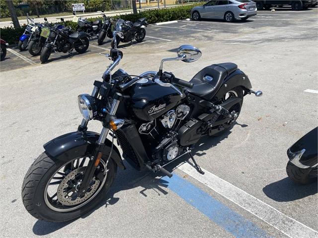 2021 Indian Scout Scout at Fort Lauderdale