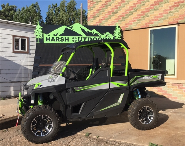2018 Textron Off Road Havoc X EPS - Demo at Harsh Outdoors, Eaton, CO 80615