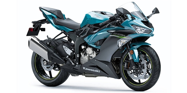2021 Kawasaki Ninja ZX-6R ABS at Sun Sports Cycle & Watercraft, Inc.