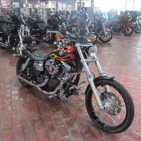 2015 Harley-Davidson Dyna Wide Glide at Bumpus H-D of Memphis