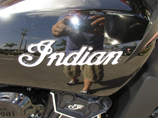 2019 Indian Scout Base at Fort Lauderdale