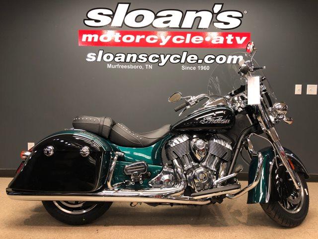 2019 Indian Springfield Base at Sloan's Motorcycle, Murfreesboro, TN, 37129