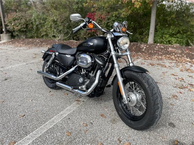 2013 Harley-Davidson Sportster 1200 Custom at Pitt Cycles