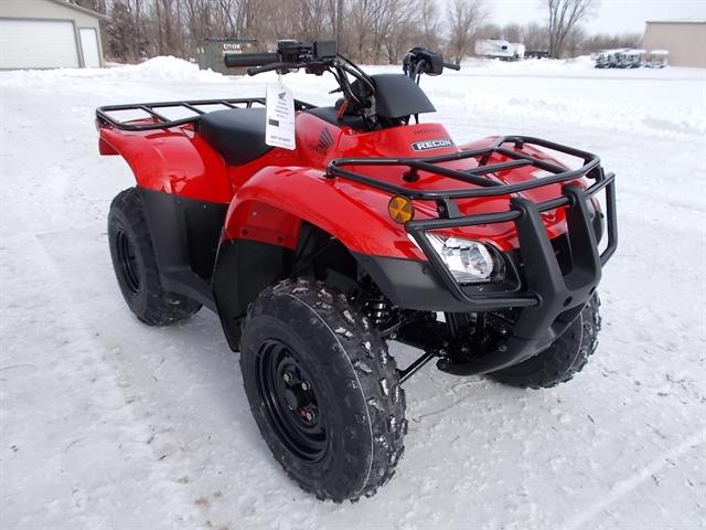 2020 Honda FourTrax Recon Base at Nishna Valley Cycle, Atlantic, IA 50022