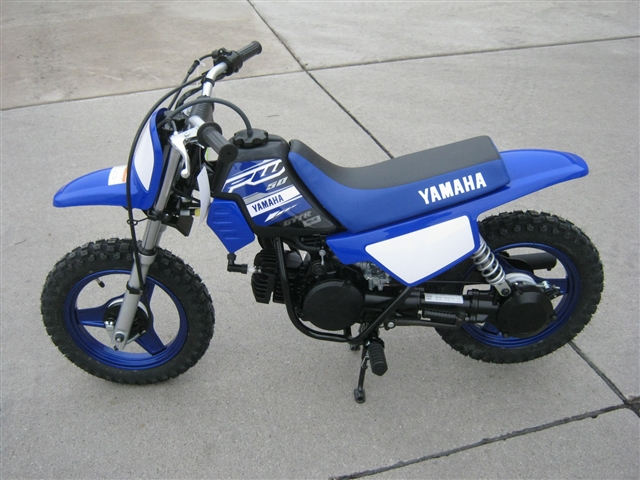 2020 Yamaha PW 50 at Brenny's Motorcycle Clinic, Bettendorf, IA 52722