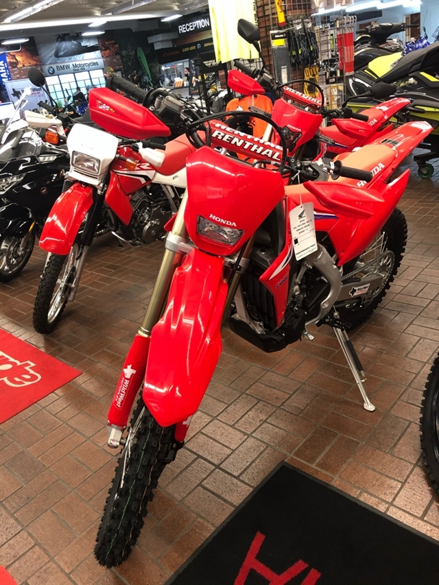 2021 Honda CRF 450X at Wild West Motoplex
