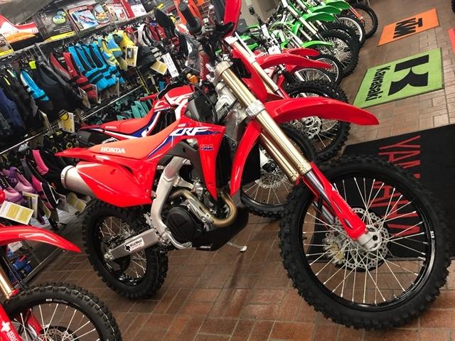 2021 Honda CRF 450X at Wild West Motoplex