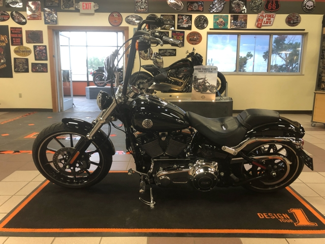 2015 Harley-Davidson Softail Breakout Breakout at High Plains Harley-Davidson, Clovis, NM 88101