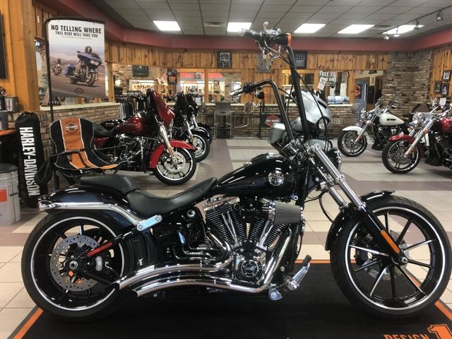 2015 Harley-Davidson Softail Breakout Breakout at High Plains Harley-Davidson, Clovis, NM 88101
