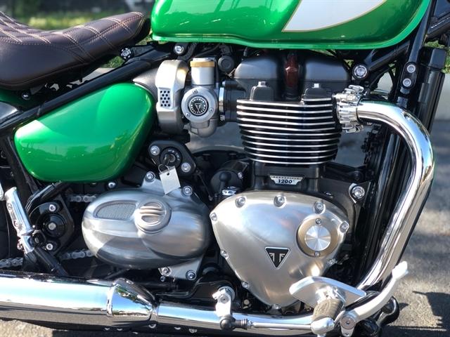 2018 Triumph Bonneville Speedmaster Base at Tampa Triumph, Tampa, FL 33614