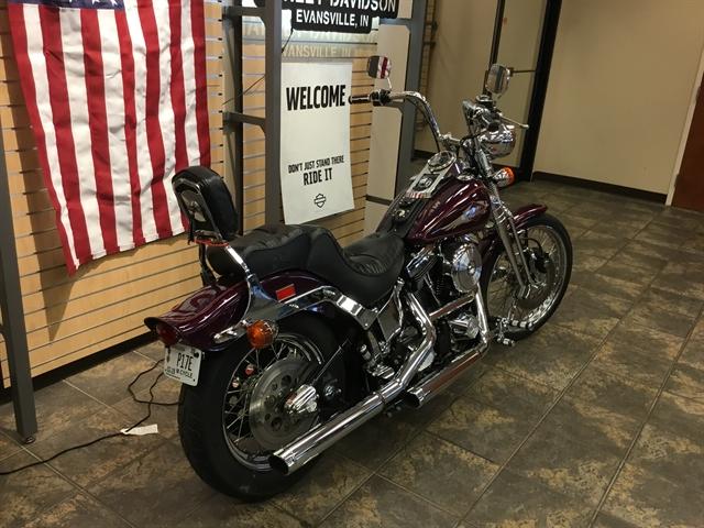 1997 Harley-Davidson SOFTAIL at Bud's Harley-Davidson
