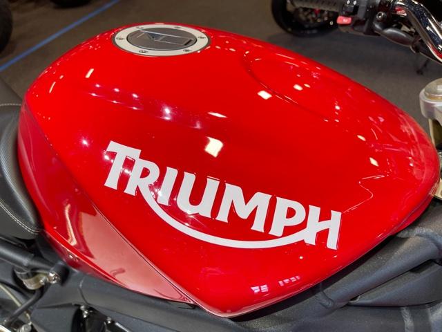 2010 Triumph Street Triple at Martin Moto