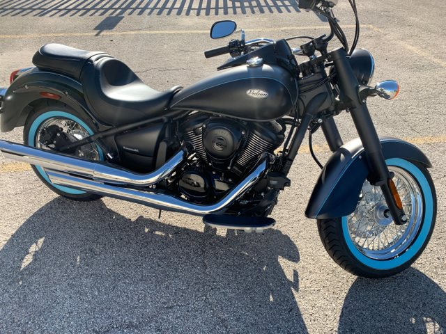 2019 Kawasaki Vulcan 900 Classic at Jacksonville Powersports, Jacksonville, FL 32225