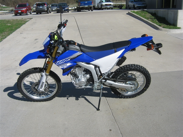 2019 Yamaha WR 250R at Brenny's Motorcycle Clinic, Bettendorf, IA 52722