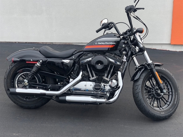 2018 Harley-Davidson Sportster Forty-Eight Special at Thunder Harley-Davidson