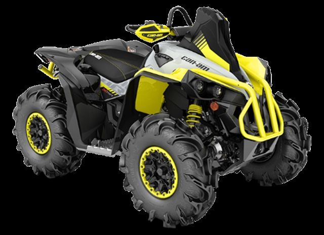 2019 Can-Am Renegade X mr 570 570 at Campers RV Center, Shreveport, LA 71129