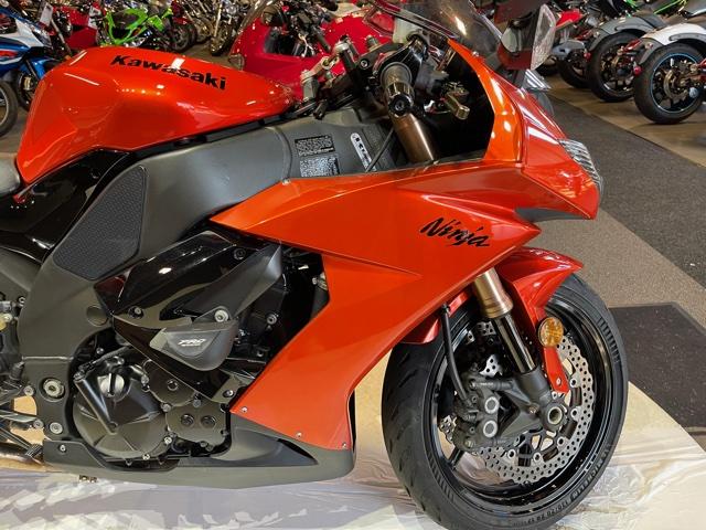 2009 Kawasaki Ninja ZX-10R at Martin Moto