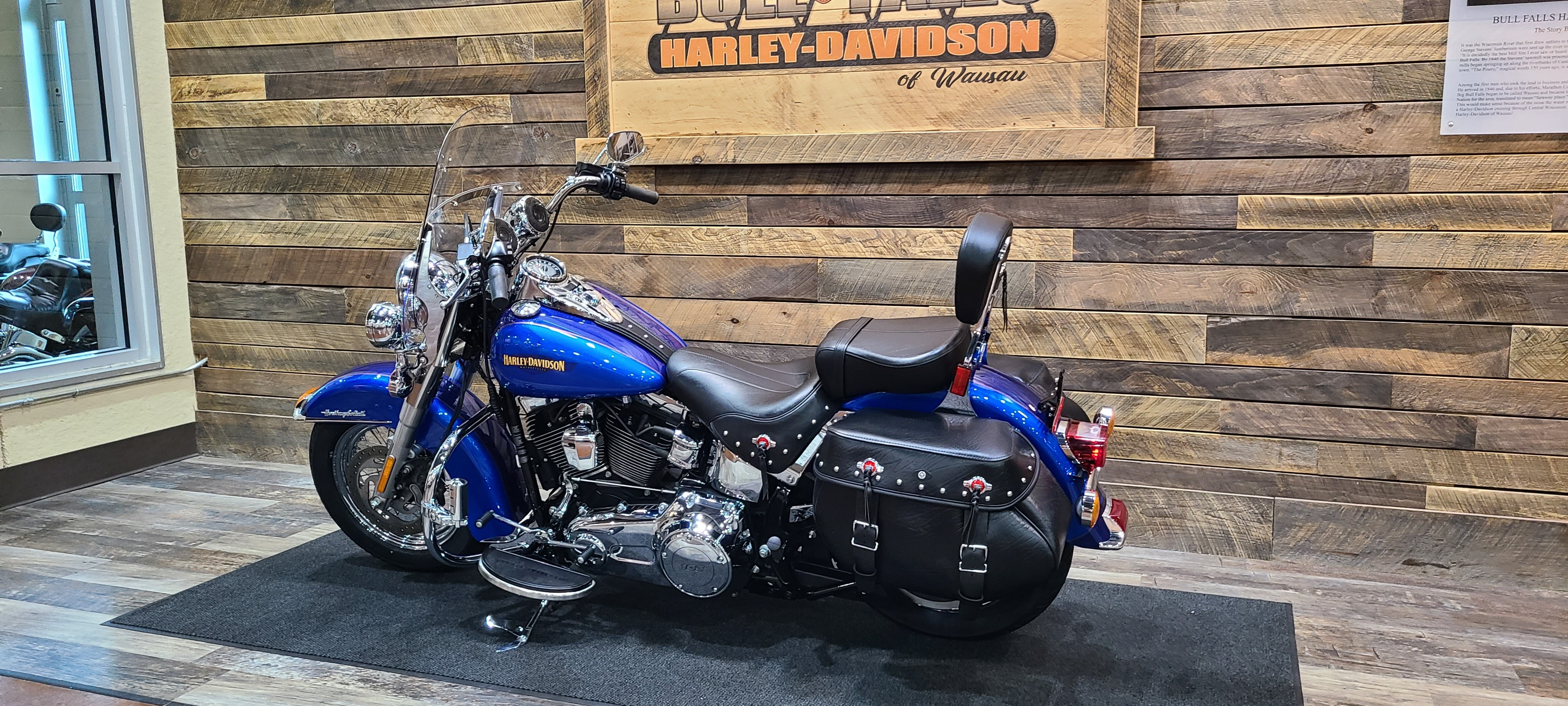 2017 Harley-Davidson Softail Heritage Softail Classic at Bull Falls Harley-Davidson