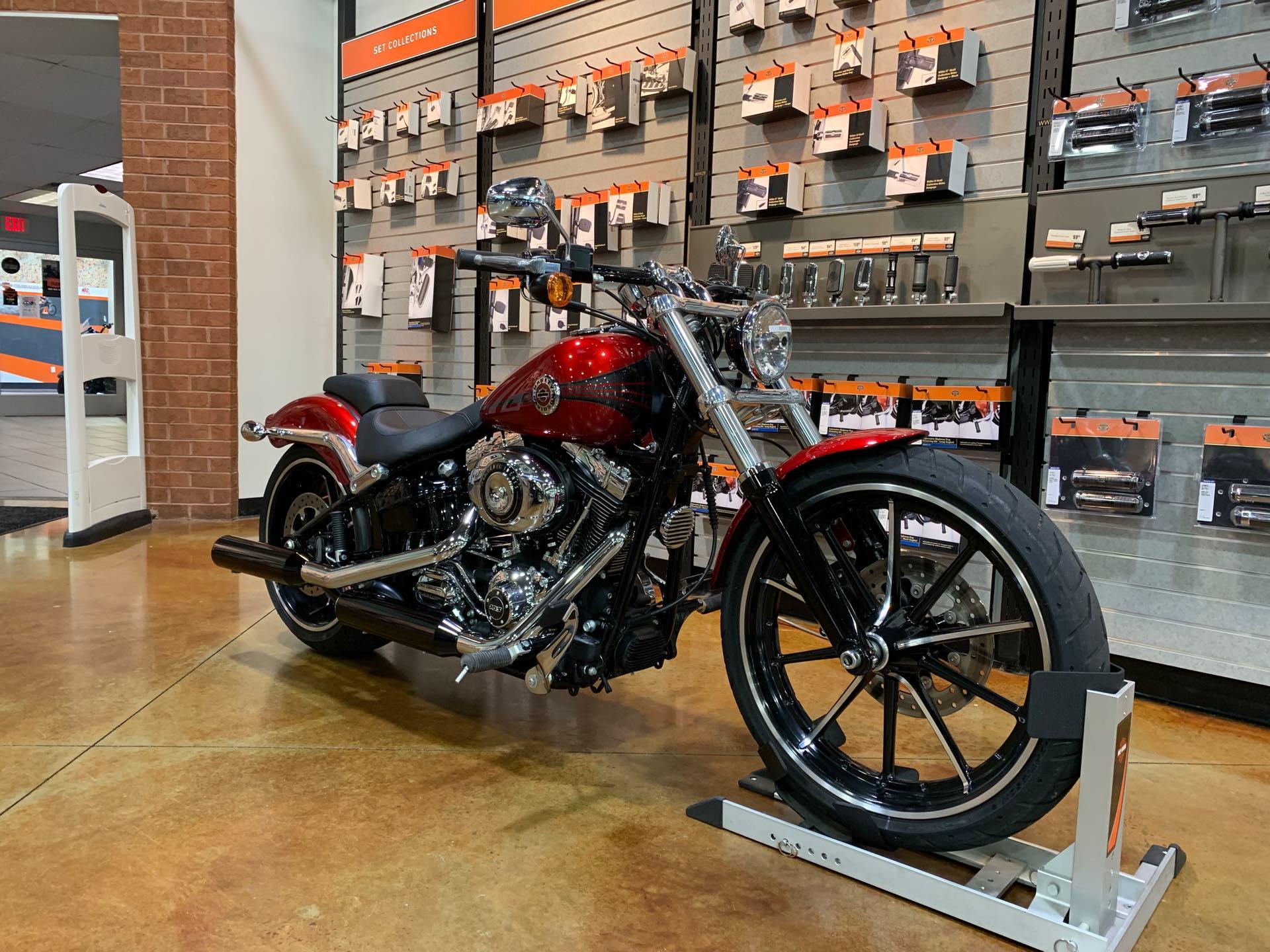 2013 Harley-Davidson Softail Breakout at Colonial Harley-Davidson