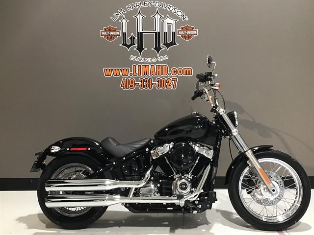 2020 Harley-Davidson Softail Standard at Lima Harley-Davidson