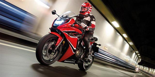 2019 Honda CBR650R Base at Bettencourt's Honda Suzuki