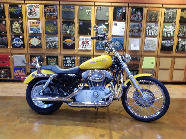 2005 Harley-Davidson Sportster 883 Custom at Legacy Harley-Davidson