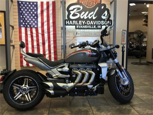 2020 Triumph Rocket 3 GT at Bud's Harley-Davidson