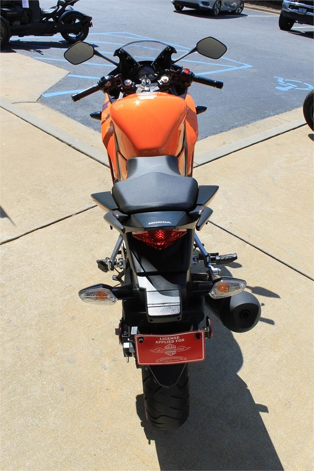 2016 Honda CBR 300R at Extreme Powersports Inc