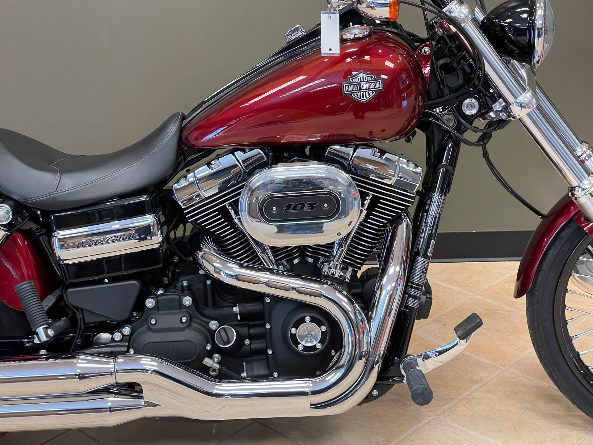 2016 Harley-Davidson Dyna Wide Glide at Loess Hills Harley-Davidson