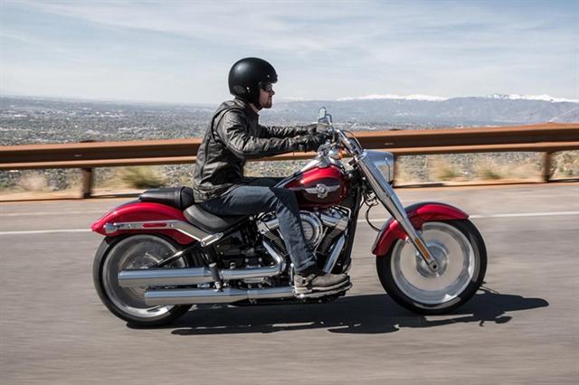 2018 Harley-Davidson Softail Fat Boy 114 at Thornton's Motorcycle - Versailles, IN