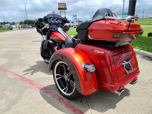 2021 Harley-Davidson Trike CVO Tri Glide Ultra at Harley-Davidson of Waco