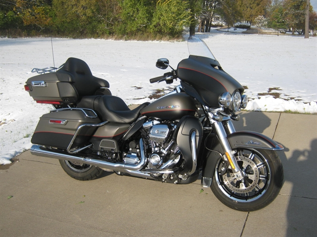 2018 Harley-Davidson FLHTK  Ultra Limited at Brenny's Motorcycle Clinic, Bettendorf, IA 52722