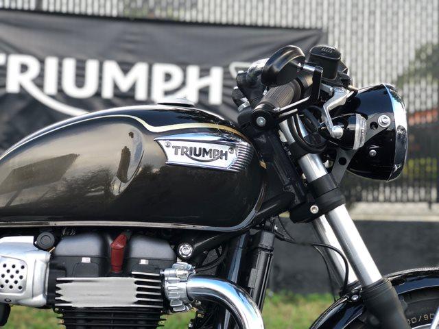 2017 Triumph Bonneville T100 CUSTOM BUILD Base at Tampa Triumph, Tampa, FL 33614