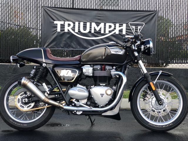 2017 Triumph Bonneville T100 Spirit of 59 CUSTOM at Tampa Triumph, Tampa, FL 33614