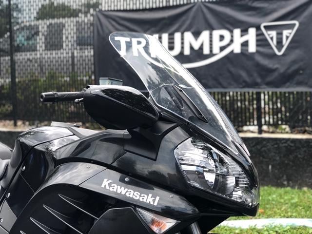 2014 Kawasaki Concours 14 ABS at Tampa Triumph, Tampa, FL 33614