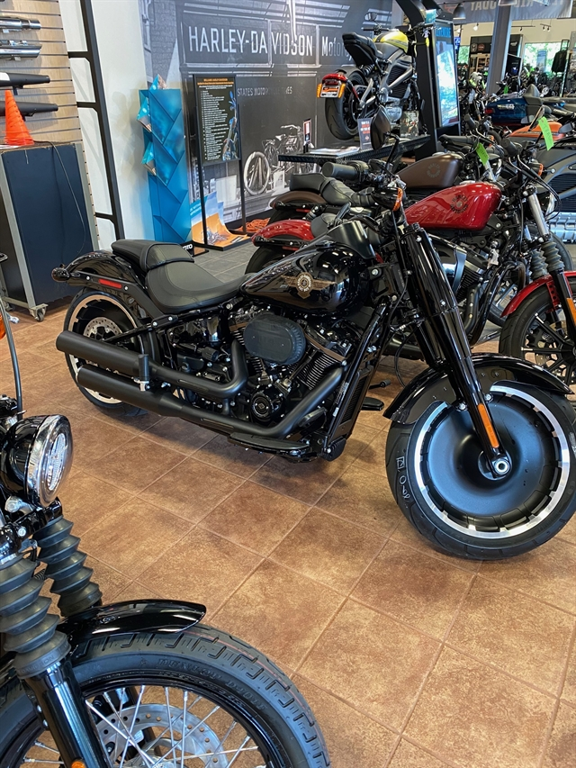 2020 Harley-Davidson Softail Fat Boy 114 30th Anniversary Limited Edition at Williams Harley-Davidson