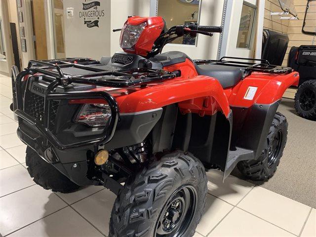 2019 Honda FourTrax Foreman Rubicon 4x4 EPS 4x4 EPS at Star City Motor Sports
