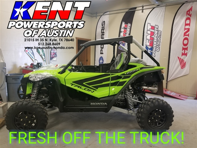 2019 Honda Talon 1000R at Kent Powersports of Austin, Kyle, TX 78640