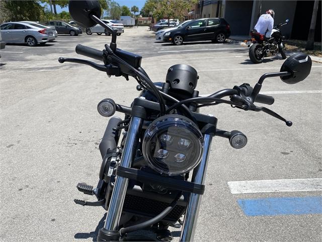 2020 Honda Rebel 500 at Fort Myers