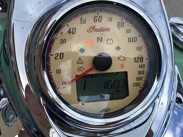 2018 Indian Chief Vintage at Fort Myers