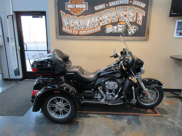 2013 Harley-Davidson Trike Tri Glide® Ultra Classic® at Vandervest Harley-Davidson, Green Bay, WI 54303