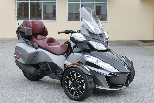 2015 Can-Am Spyder RT S Special Series at Extreme Powersports Inc